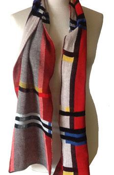 sjaal 'Rietveld stoel'