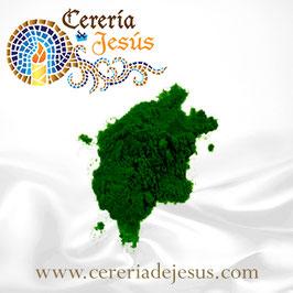 Colorante verde bandera