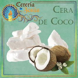 Cera de coco