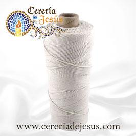 Mecha de algodón (Carrete completo)