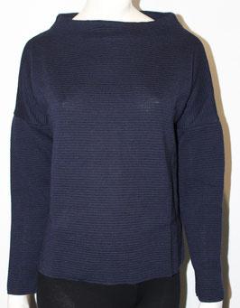 Invero Pullover Maxi Marine