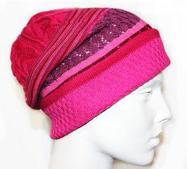 Invero Mütze Mucke Pink