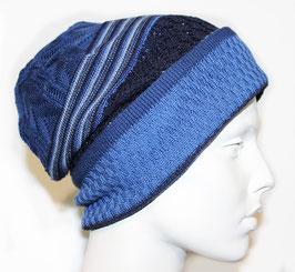 Invero Mütze Mucke Blau