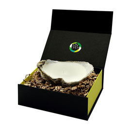 Small Box 1 Oyster Candle Natural