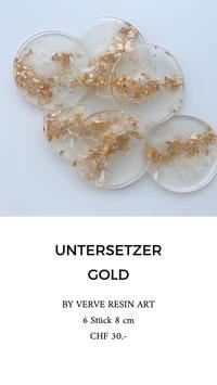 UNTERSETZER GOLD