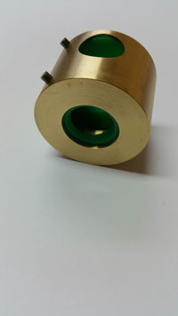 Curve brass S-Green, Kurve Messing S-Gün
