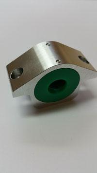 Curve aluminum-green, Kurve Alu-Grün