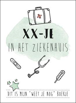 XX-JE In het ziekenhuis