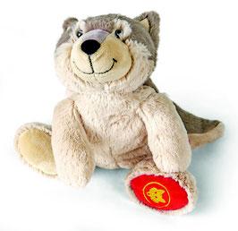 Plüschwolf