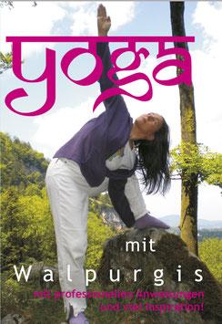Mach mit beim Yoga mit Walpurgis, DVD