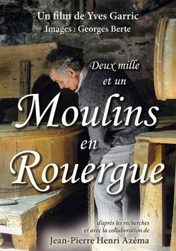 """DVD """"Deux mille et un Moulins en Rouergue"""""""