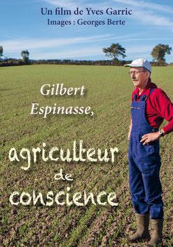 """DVD """"Gilbert Espinasse, agriculteur de conscience"""""""
