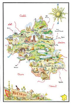 Poster de l'Aveyron