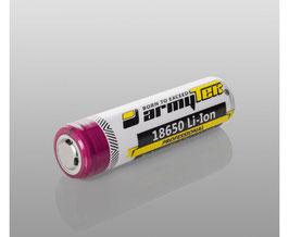 Armytek 18650 LI-ION bateria protegida recargable 3500 MAH