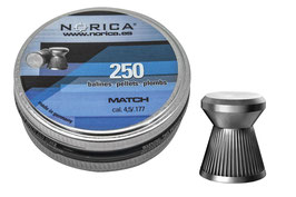 Balines Norica Match 4,5mm