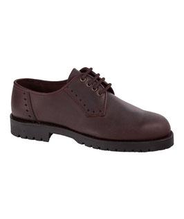 Zapato caza cartujano