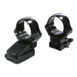 Monturas Apel para visores de 30mm    ( Sako 75 Vixen, L 461, S 491 )