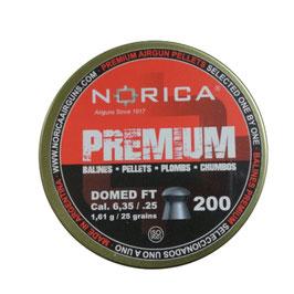 Balines Norica Domed FT 6,35mm
