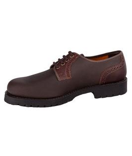 Zapato caza piel