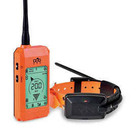 DOGTRACE GPS X20 - NARANJA (MANDO + COLLAR + CARGADOR)
