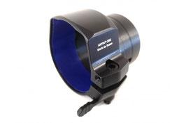 Adaptador rápido para Pard NV007A visores con torreta iluminación