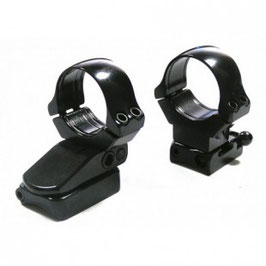Monturas Apel para visores de 30mm    ( Sauer SR 200 )