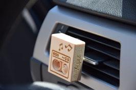 ZIRBY mini radio