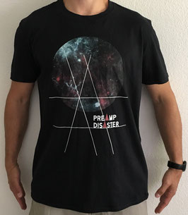 "T- Shirt Preamp Disaster ""Waiting For Echoes"" Planet"