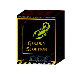 Xplode Golden Scorpion