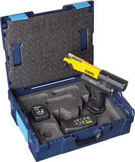 Rems Mini-Press ACC Set, L-Boxx 136