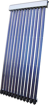 Vakuum-Röhrenkollektor Typ PR 2,09, durchströmt