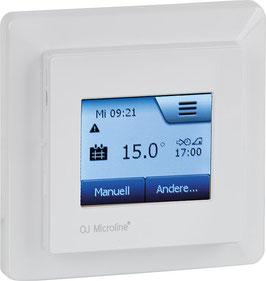 Raum- und Fußboden- temperaturregler   Typ MXC