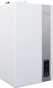 Gas-Brennwertgerät ITACA Modell KRB mit integriertem Umschaltventil