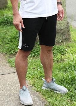 Pile Line Pants [Black]