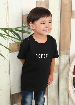 Kids Logo Tee[Black]