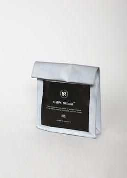 Reflector paper bag
