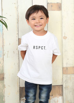 Kids Logo Tee[White]