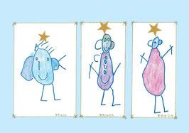 Weihnachtskarte 491 (Frieda Kuratli)