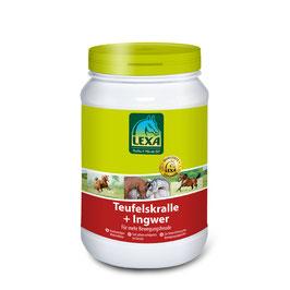 Lexa Teufelskralle + Ingwer (1 kg)