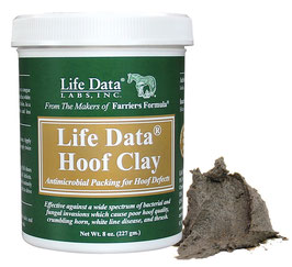 Life Data Hoof Clay (227g)