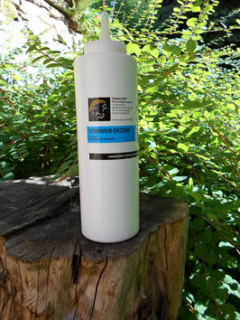 Terrahipp Sommer Ekzemgel mit Kokosöl (500ml)