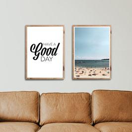 Good Day - 2er Poster Set