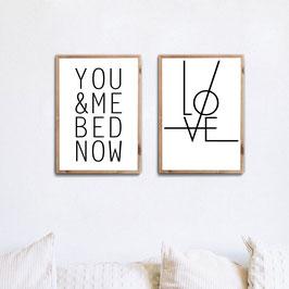 You & Me in Love - 2er Set