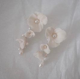 Flowerearring Amelie
