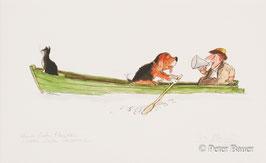 Peter Bauer - Hunde haben Herrchen, Katzen haben Personal