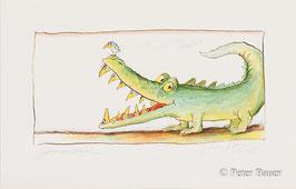 Peter Bauer - Gemeinsam (Krokodil)