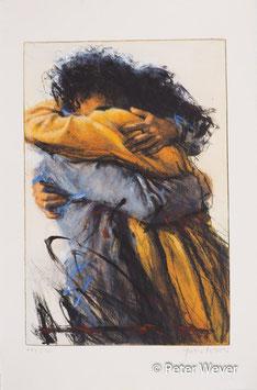 Peter Wever - Hug 2 (Umarmung)