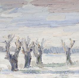 Rüdiger Reeg - Winter am Kühkopf
