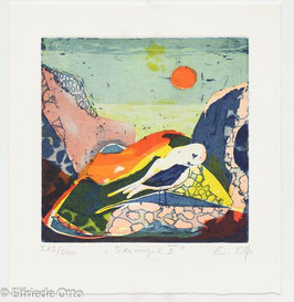 Elfriede Otto - Seevogel 2