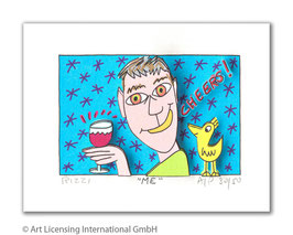 James Rizzi - Me